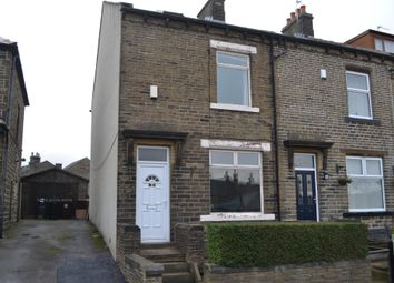 Thumbnail 3 bed end terrace house for sale in New Park Road, Queensbury, Bradford
