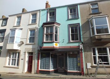 Thumbnail 8 bed terraced house for sale in Squibbs Studio, Warren Street, Tenby, Pembrokeshire