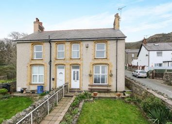 Thumbnail 2 bed semi-detached house for sale in Rock Villa Road, Penmaenmawr, Pen, North Wales