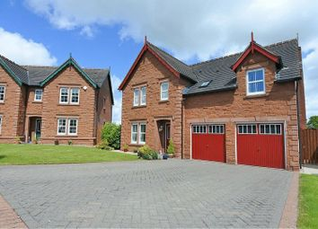 Thumbnail 5 bed property for sale in Laikin View, Calthwaite, Penrith