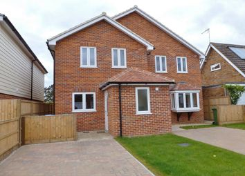 Thumbnail 3 bed semi-detached house to rent in Queens Road, Reydon, Southwold