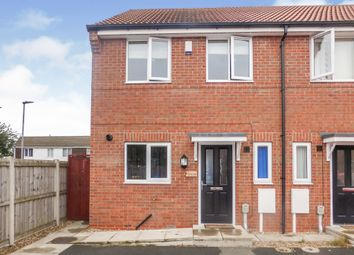 Thumbnail 3 bed semi-detached house for sale in Truro Court, Sutton-On-Hull, Hull