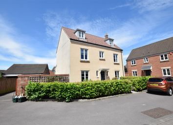 Thumbnail 4 bed detached house for sale in Shannon Walk, Portishead, Bristol