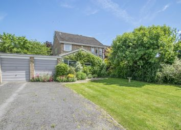 Thumbnail 4 bedroom detached house for sale in Chapel Close, South Stoke, Reading