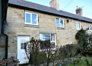 Thumbnail 3 bed cottage for sale in Warkworth, Morpeth