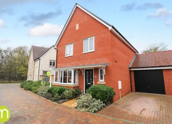 Thumbnail 4 bed detached house for sale in Ernest Fancy Lane, Colchester