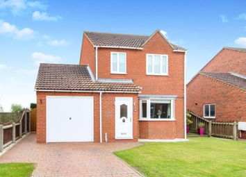 Thumbnail 3 bed detached house for sale in Nanrock Close, Eastrington