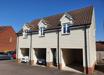 2 bed flat to rent in Badger Road, Costessey, Norwich NR5