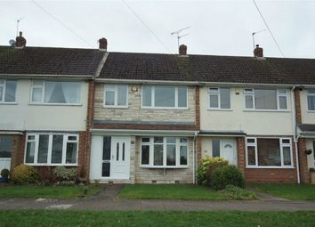 Thumbnail 3 bed terraced house for sale in Trossachs Road, Mount Nod, Coventry