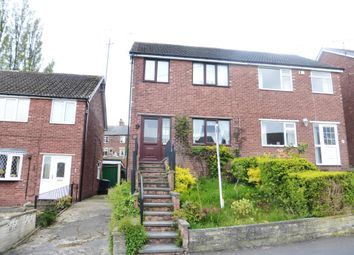 Thumbnail 3 bed semi-detached house for sale in Church View, Woodhouse, Sheffield