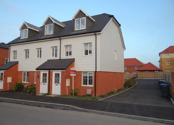 Thumbnail 3 bed terraced house for sale in Millyard Road, Aylesham, Canterbury, Kent