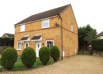 Thumbnail 2 bed semi-detached house to rent in Truro Close, Sleaford