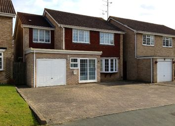 Thumbnail 4 bed detached house to rent in St. Annes Road, Crawley