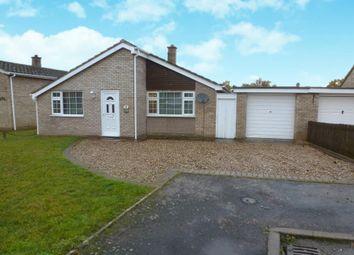 Thumbnail 3 bed detached bungalow to rent in Larch Close, Lakenheath, Brandon