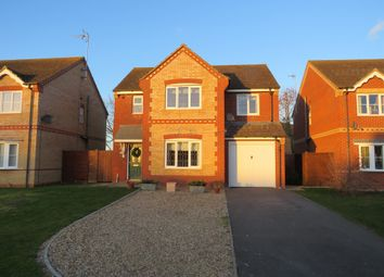 Thumbnail 4 bed detached house for sale in Kiln Drive, Tydd St. Mary, Wisbech