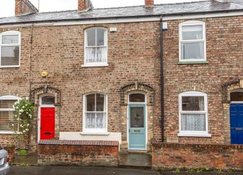 Thumbnail 2 bedroom terraced house for sale in Nicholas Street, York