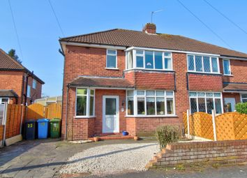 Thumbnail 3 bed semi-detached house for sale in Westbrook Way, Wombourne, Wolverhampton