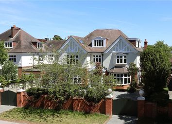 Thumbnail 6 bedroom detached house for sale in Parkside, Wimbledon