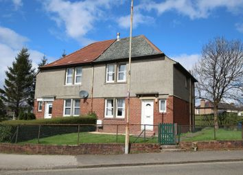 Thumbnail 3 bed semi-detached house for sale in Greenhead Road, Dumbarton
