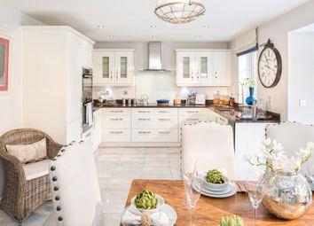 "Thumbnail 4 bed detached house for sale in ""Holden"" at Carters Lane, Kiln Farm, Milton Keynes"