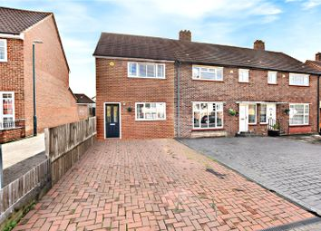 Thumbnail 2 bed end terrace house for sale in Stansted Crescent, Bexley, Kent