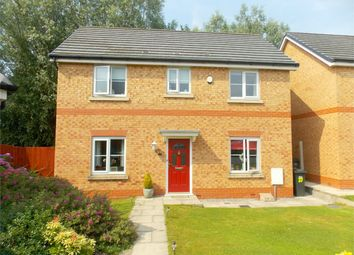 Thumbnail 3 bedroom detached house for sale in Harrier Close, Lostock, Bolton, Lancashire