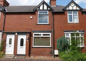 Thumbnail 2 bed terraced house for sale in Devonshire Avenue East, Hasland, Chesterfield