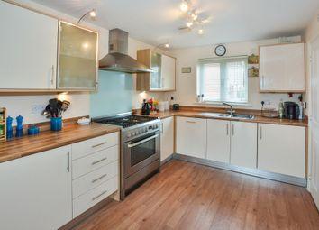 Thumbnail 4 bedroom semi-detached house for sale in Winchcombe Meadows, Oakridge Park, Milton Keynes