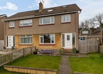 Thumbnail 4 bed semi-detached house for sale in 11 Clerwood Park, Corstorphine