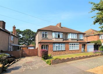 Thumbnail 3 bed semi-detached house for sale in Broughton Road, Orpington