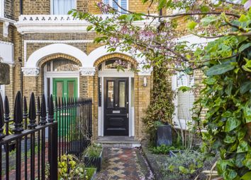 Thumbnail 6 bed terraced house to rent in Bromfelde Road, London