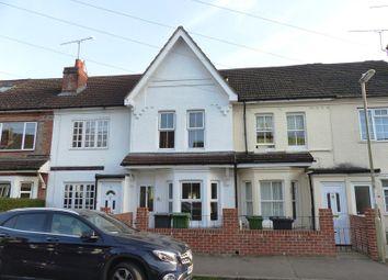 Thumbnail 3 bedroom terraced house for sale in Coronation Road, Basingstoke