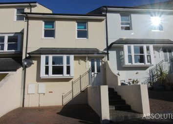 Thumbnail 2 bed terraced house to rent in School Terrace, Dawlish