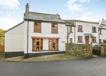 Thumbnail 5 bed semi-detached house for sale in St. Cleer, Liskeard, Cornwall