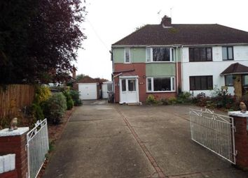 Thumbnail 3 bed semi-detached house for sale in Thorpe-Le-Soken, Clacton-On-Sea, Essex