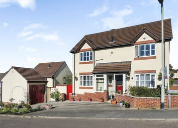 Thumbnail 4 bed detached house for sale in Harvest Lane, Bideford, Devon