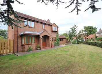 Thumbnail 4 bed detached house for sale in Main Street, North Duffield, Selby