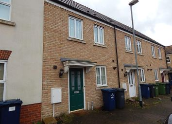 Thumbnail 2 bed terraced house to rent in Meadow Rise, Huntingdon