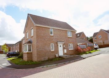 Thumbnail 3 bed link-detached house for sale in Cae Morfa, Neath, Neath Port Talbot.