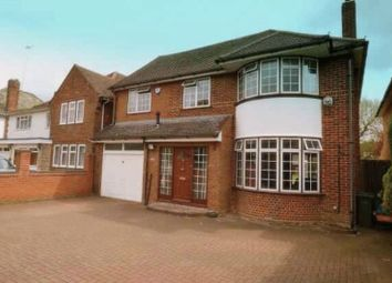 Thumbnail 4 bedroom detached house for sale in New Bedford Road, Luton