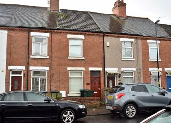 Thumbnail 2 bed terraced house to rent in Dorset Road, Radford, Coventry