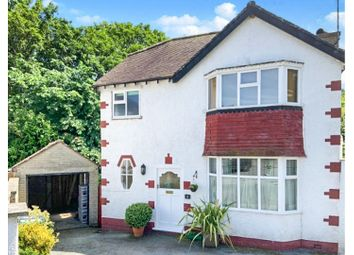 Thumbnail 3 bed detached house for sale in Rosemary Avenue, Colwyn Bay