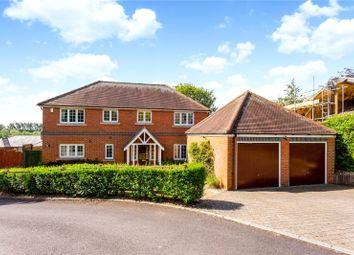 Thumbnail 5 bedroom detached house for sale in Elmfield Gardens, Speen Lane, Newbury, Berkshire