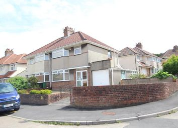 Thumbnail 3 bed property to rent in Beckington Road, Knowle, Bristol