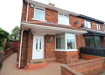 Thumbnail 3 bed semi-detached house for sale in East Avenue, Swinton, Mexborough