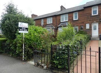 Thumbnail 3 bed terraced house to rent in Fenwick Road, Giffnock, Glasgow