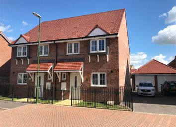 Thumbnail 3 bed semi-detached house for sale in Ockenden Road, Littlehampton, West Sussex