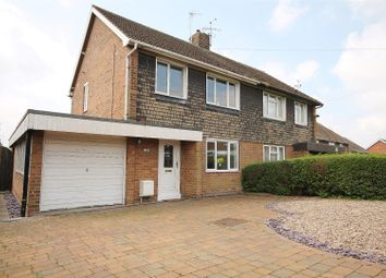 Thumbnail 2 bed semi-detached house for sale in Cordwell Close, Staveley, Chesterfield