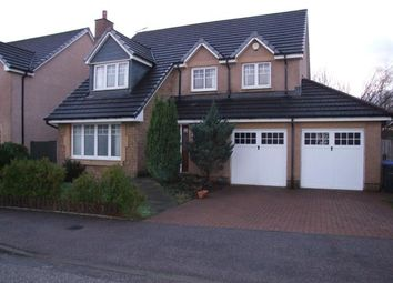 Thumbnail 4 bed detached house to rent in Wyness Place, Kintore, Inverurie