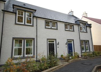 Thumbnail 3 bed terraced house to rent in Castle Meadow, Ellon